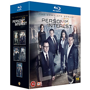 Person of Interest - The Complete Series (Blu-ray)