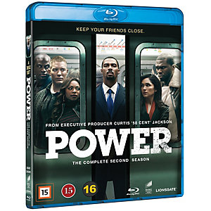 Power - Sesong 2 (Blu-ray)