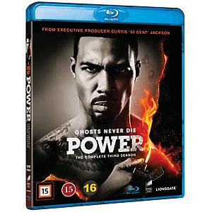 Power - Sesong 3 (Blu-ray)