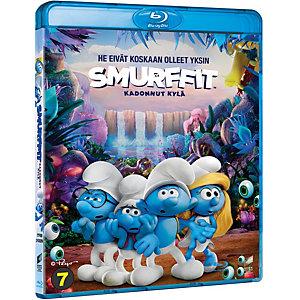 Smurffit - Kadonnut kylä (Blu-ray)