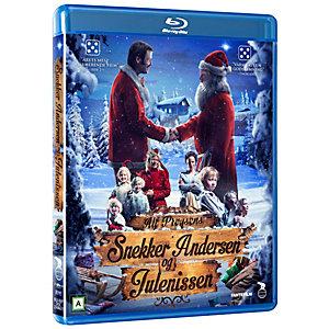 Snekker Andersen og Julenissen (Blu-ray)