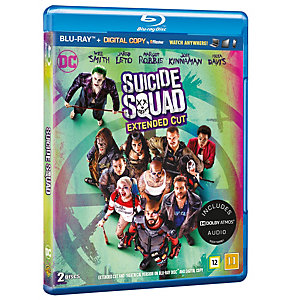 Suicide Squad: Extended Cut (Blu-ray)