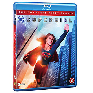 Supergirl: sesong 1 (Blu-ray)