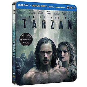The Legend of Tarzan - Steelbook (Blu-ray)