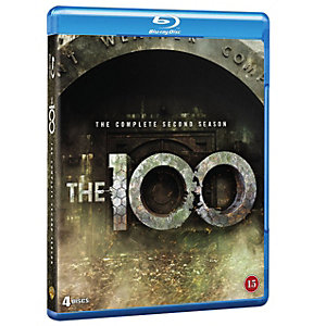 The 100: Sesong 2 (Blu-ray)