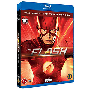 The Flash - Säsong 3 (Blu-ray)