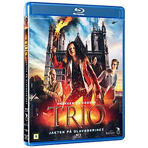 Trio - Jakten på Olavsskrinet (Blu-ray)
