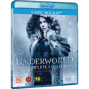 Underworld 1-5 samleboks (Blu-ray)