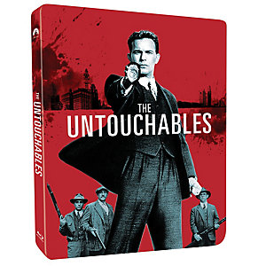 The Untouchables - Steelbook (Blu-ray)