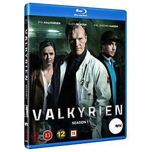 Valkyrien - Säsong 1 (Blu-ray)