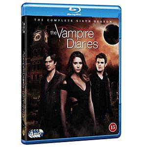 The Vampire Diaries: sesong 6 (Blu-ray)