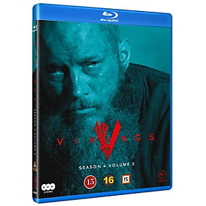 Vikings - Sesong 4. Vol. 2 (Blu-ray)