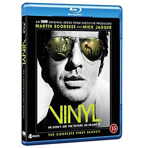 Vinyl - Kausi 1 (Blu-ray)