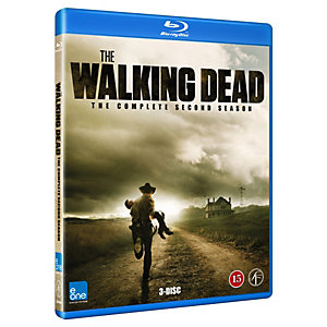 The Walking Dead: sesong 2 (Blu-ray)