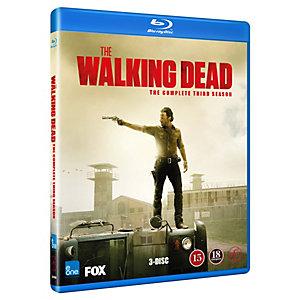 The Walking Dead - Säsong 3 (Blu-ray)