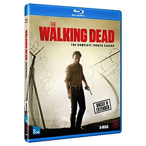 The Walking Dead: sesong 4 (Blu-ray)