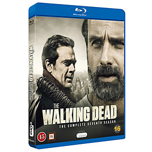 The Walking Dead - Kausi 7 (Blu-ray)