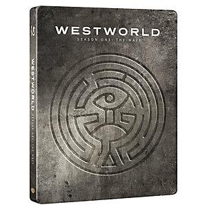 Westworld - Säsong 1 Steelbook (Blu-ray)