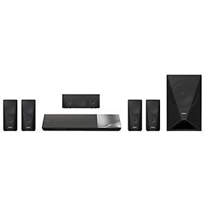 Sony 5.1 kotiteatteri 3D Blu-ray BDV-N5200W (musta)