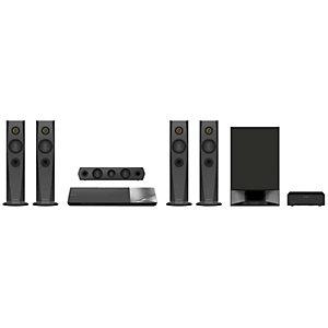 Sony 5.1 hjemmekino 3D Blu-ray BDV-N7200W (sort)