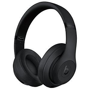 Beats Studio3 trådlösa around-ear hörlurar (mattsvart)