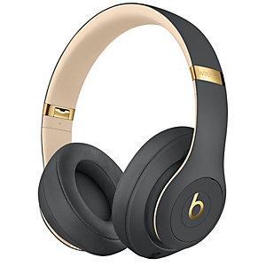 Beats Studio3 trådlösa around-ear hörlurar (grå)