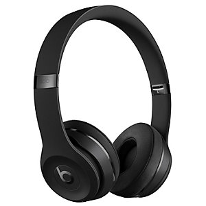 Beats Solo3 Wireless on-ear kuulokkeet (musta)