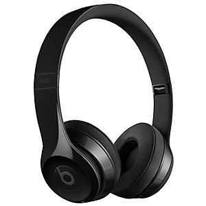 Beats Solo3 Wireless on-ear kuulokkeet (kiiltomusta)
