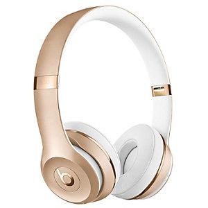 Beats Solo3 Wireless on-ear hodetelefoner (gull)