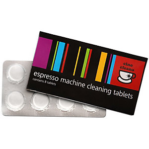 Rengöringstabletter till Sage kaffemaskin