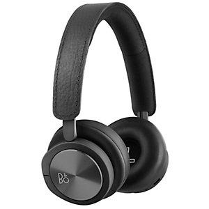B&O Beoplay H8i trådlösa on-ear hörlurar (svart)