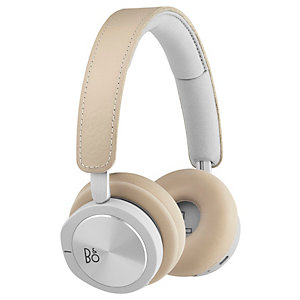 B&O Beoplay H8i trådlösa on-ear hörlurar (natural)