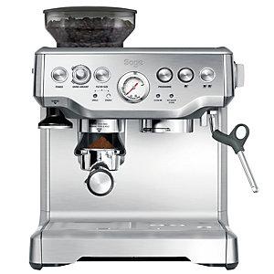 Sage Barista Express espressomaskin BES875UK (stål)
