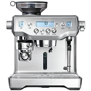 Sage Oracle Kaffemaskin BES980UK (stål)