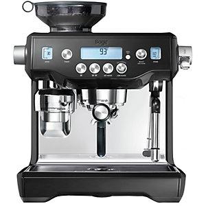 Sage Oracle Kaffemaskin BES980UK (svart)
