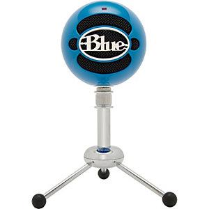 Blue Microphones Snowball mikrofoni (sininen)