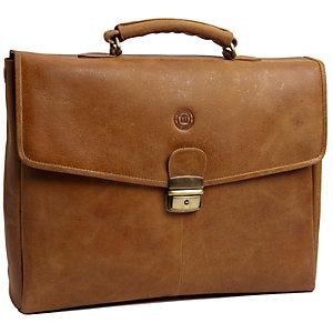 dbramante1928 kannettavan laukku Golden tan
