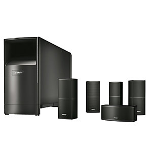 Bose Acoustimass 10 V høyttalersystem (sort)