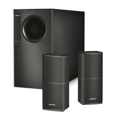 Bose Acoustimass 5 V Högtalarpaket (svart) - HiFi högtalare - Elgiganten 4766f02ad0480