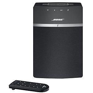 Bose SoundTouch 10 trådlöst Musiksystem (svart)