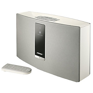 Bose SoundTouch 20 Series III trådlöst system (vita)