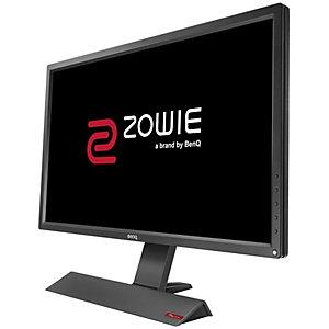 """BenQ Zowie XL2755 27"""" gaming-skjerm (sort)"""
