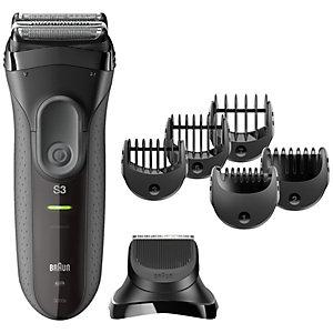 Braun Shave&Style series 3 parranajokone 3000BT