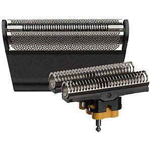 Braun Series 3 Foil & Cutter skärblad + saxhuvud 31B