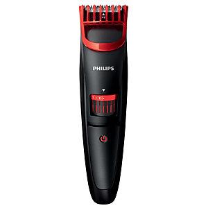 Philips skjeggtrimmer BT405 (sort)