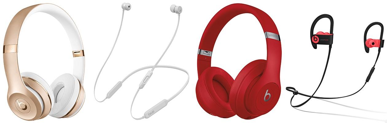 Elgiganten har ett stort urval av trådlösa hörlurar från Beats