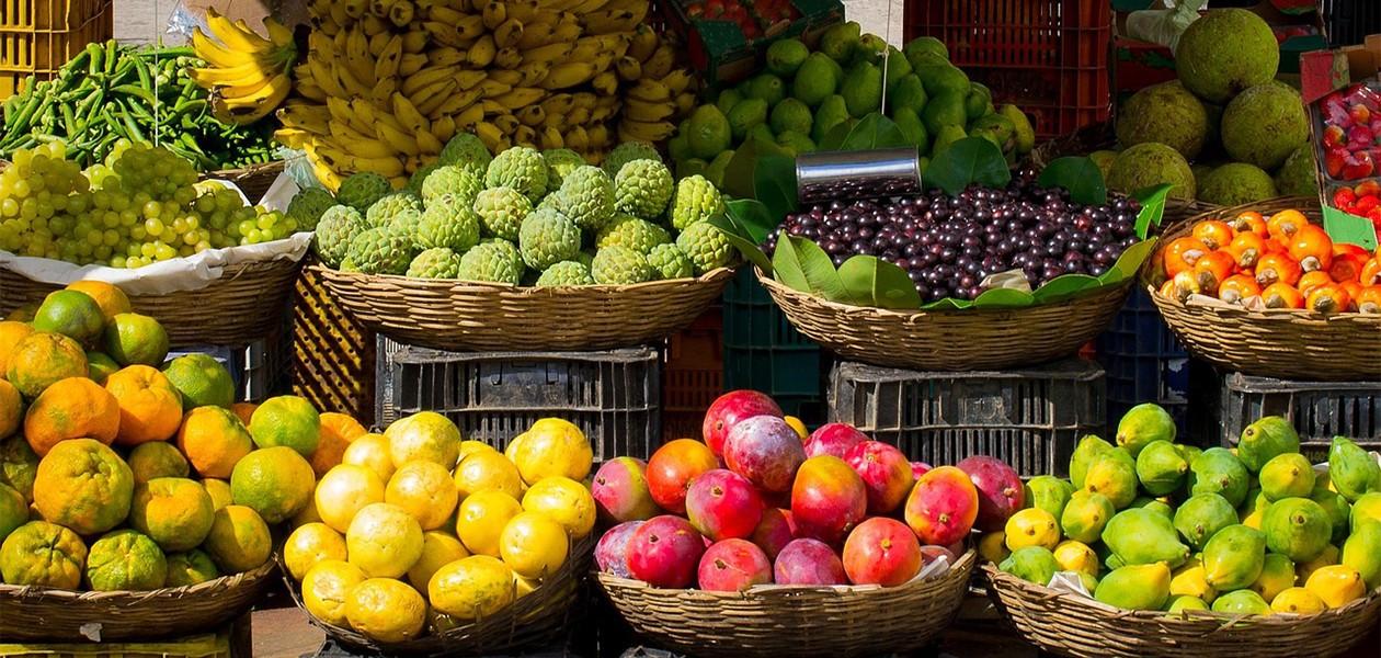 Parempi terveys vihanneksilla ja hedelmillä