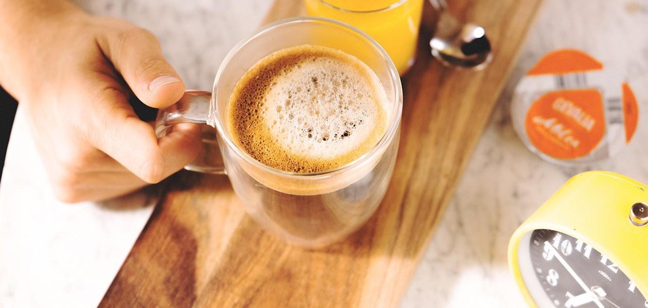Perfekt kaffe med Tassimo