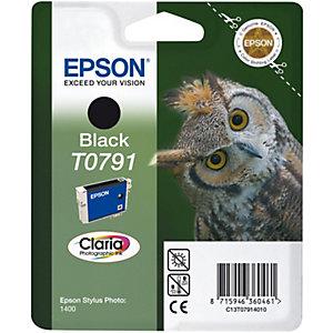 Epson Bläckpatron (svart) T0791 Claria