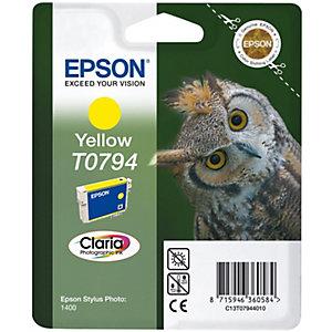 Epson Bläckpatron (gul) T0794 Claria